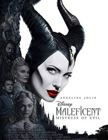 Maleficent Mistress of Evil (2019) BluRay 720p Dual Audio ORG In [Hindi English]