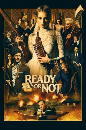 Ready or Not (2019) BluRay 720p Full English Movie Download