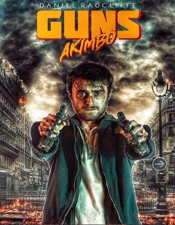 Guns Akimbo (2019) WEB-DL 720p Full English Movie Download