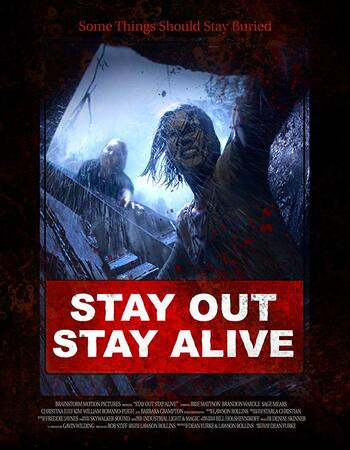 Stay Out Stay Alive (2019) WEB-DL 720p Full English Movie Download