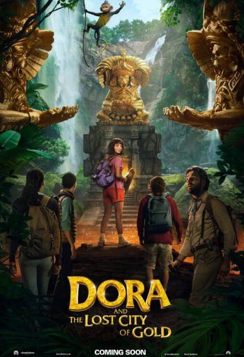 Dora and the Lost City of Gold (2019) WEB-DL 720p Full English Movie Download