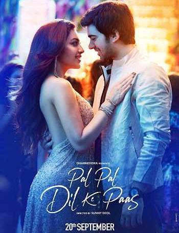 Pal Pal Dil Ke Paas (2019) WEB-DL 720p Full Hindi Movie Download