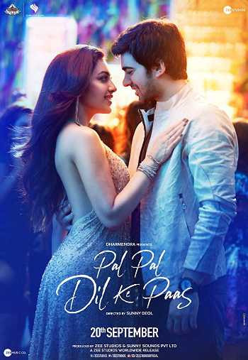 Pal Pal Dil Ke Paas (2019) WEB-DL 720p Full Hindi Movie Download