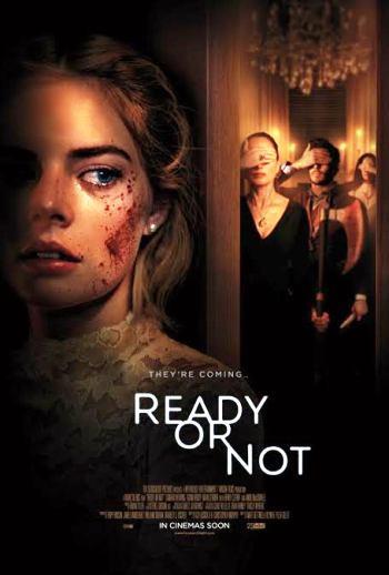 Ready or Not (2019) BluRay 720p Dual Audio In [Hindi English]