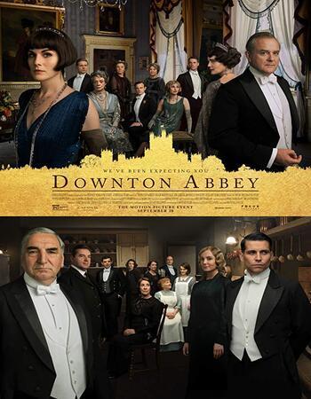 Downton Abbey (2019) BluRay 720p Full English Movie Download
