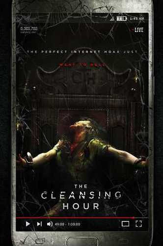The Cleansing Hour (2019) BluRay 720p Full English Movie Download