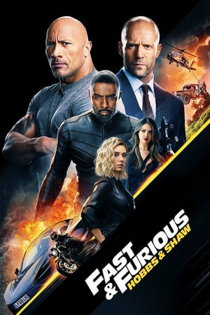 Fast & Furious Hobbs and Shaw (2019) BrRip 720p Dual Audio In [Hindi English]