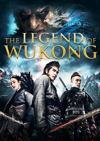 Wu Kong (2017) BrRip 720p Dual Audio In [Hindi Chinese]
