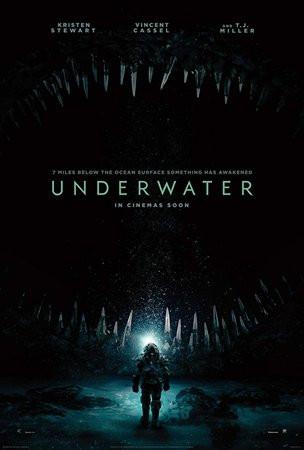 Underwater (2020) HDcam 720p Full English Movie Download