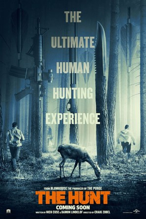 The Hunt (2020) WEB-DL 720p Full English Movie Download
