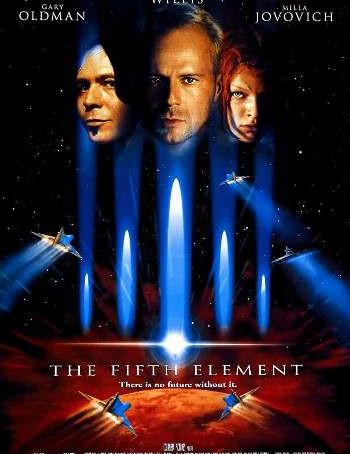 The Fifth Element (1997) BluRay 720p Dual Audio In [Hindi English]