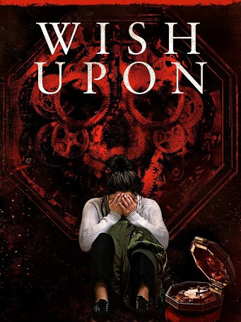 Wish Upon (2017) BrRip 720p Dual Audio In [Hindi English]