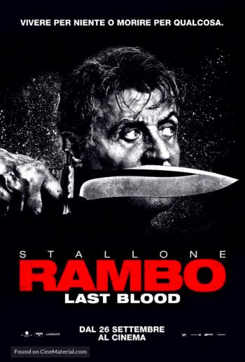 Rambo Last Blood (2019) BluRay 720p Full English Movie Download