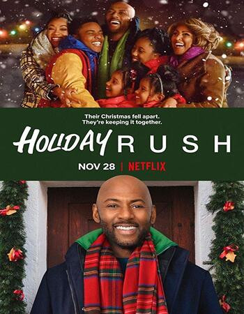 Holiday Rush (2019) WEB-DL 720p Full English Movie Download
