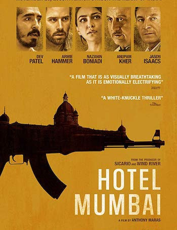 Hotel Mumbai (2019) WEB-DL 720p Full Hindi Movie Download
