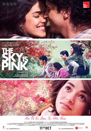 The Sky Is Pink (2019) WEB-DL 720p Full Hindi Movie Download