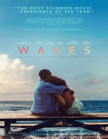 Waves (2019) BluRay 720p Full English Movie Download