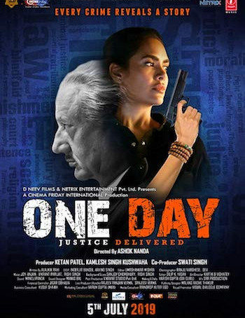 One Day Justice Delivered (2019) WEB-DL 720p Full Hindi Movie Download