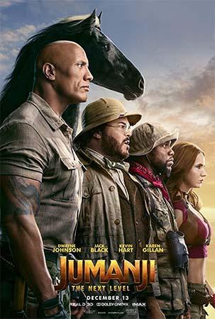 Jumanji The Next Level (2019) HDrip 720p Full English Movie Download