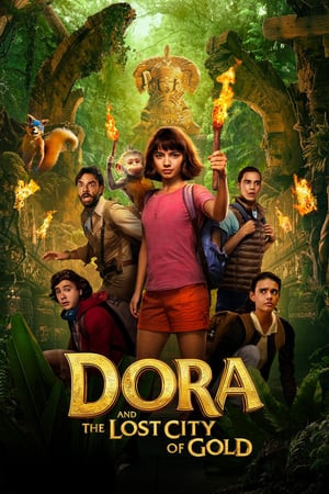 Dora and the Lost City of Gold (2019) BluRay 1080p Full English Movie Download
