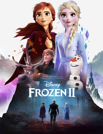 Frozen 2 (2019) WEB-DL 720p Full English Movie Download