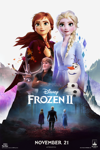 Frozen 2 (2019) WEB-DL 720p Full English Movie Download