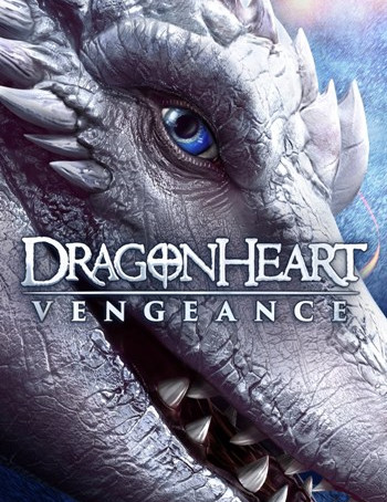 Dragonheart Vengeance (2020) BluRay 720p Full English Movie Download