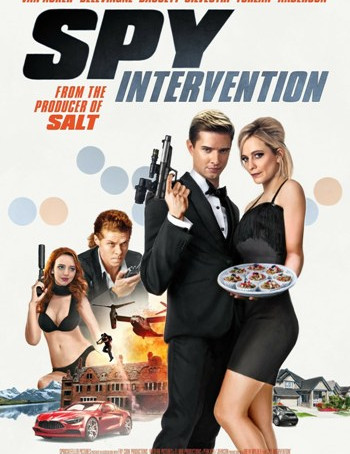 Spy Intervention (2020) WEB-DL 720p Full English Movie Download