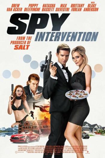 Spy Intervention (2020) WEB-DL 720p Full English Movie Download