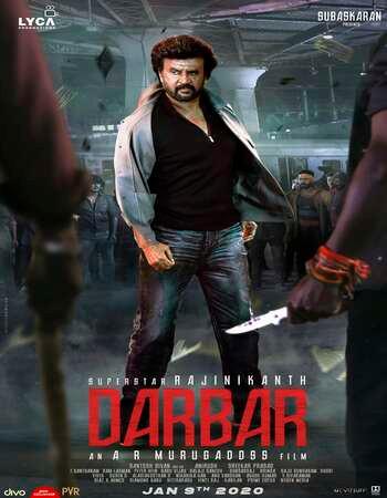 Darbar (2020) WEB-DL 720p Dual Audio ORG In [Hindi Tamil]
