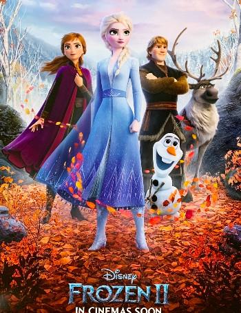 Frozen 2 (2019) DVDScr 720p Dual Audio In [Hindi English]