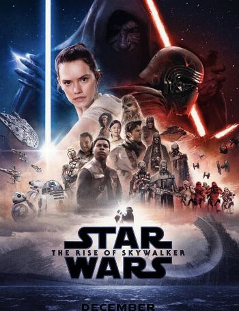 Star Wars The Rise of Skywalker (2019) WEB-DL 1080p Full English Movie Download