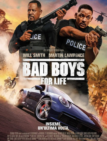 Bad Boys for Life (2020) HDrip 720p Full English Movie Download