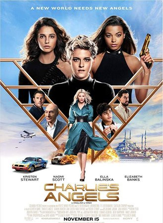 Charlie's Angels (2019) WEB-DL 720p Full English Movie Download