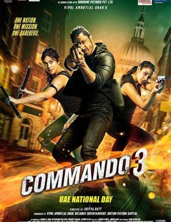 Commando 3 (2019) WEB-DL 720p Full Hindi Movie Download