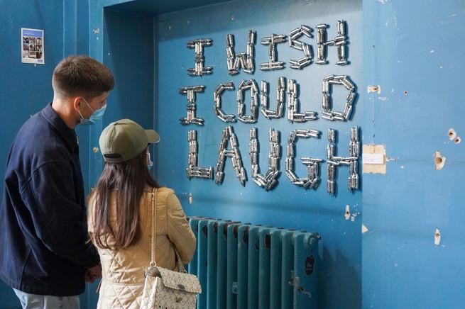 I Wish I Could Laugh by Eva Joy