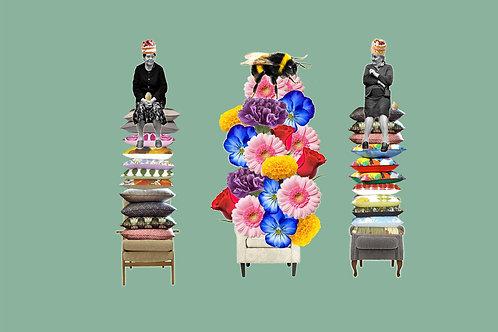 Queens by Helen Grundy