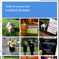 #iamnotarobot - Crushed Dreams