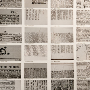 The Times Exhibition (detail)
