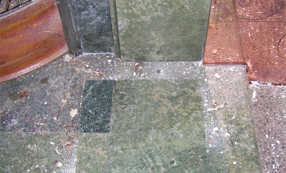 Cleaning Squares (detail)