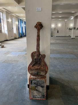 Cicada Guitar by Liam Collins