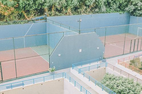 Not a Tennis Court