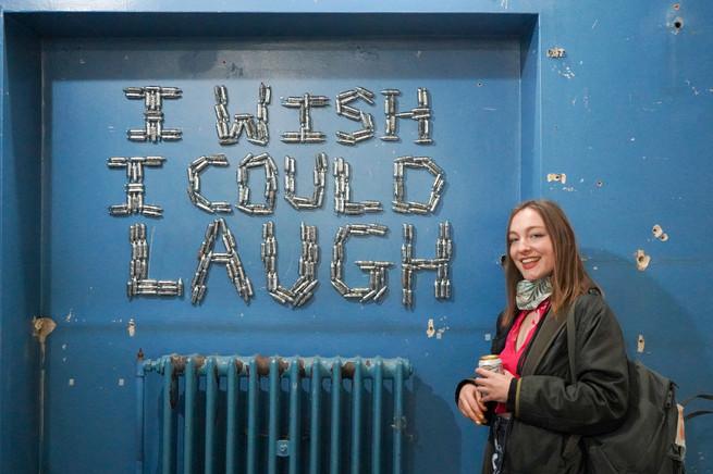 Eva Joy and I Wish I Could Laugh