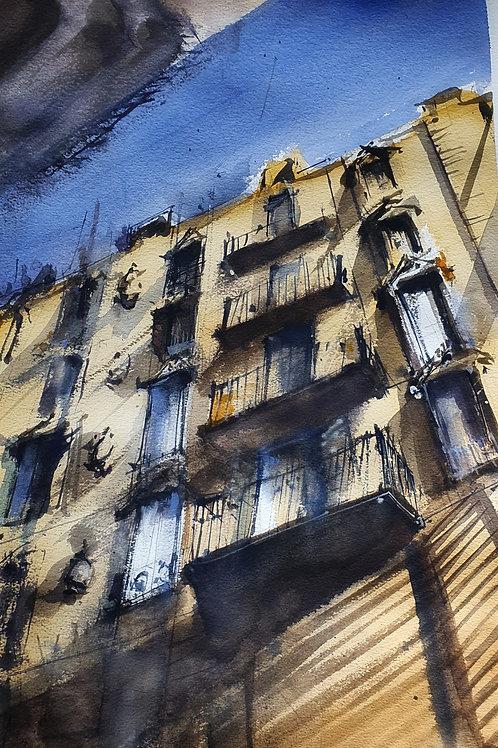Barcelona Raval by Daniel Zlota