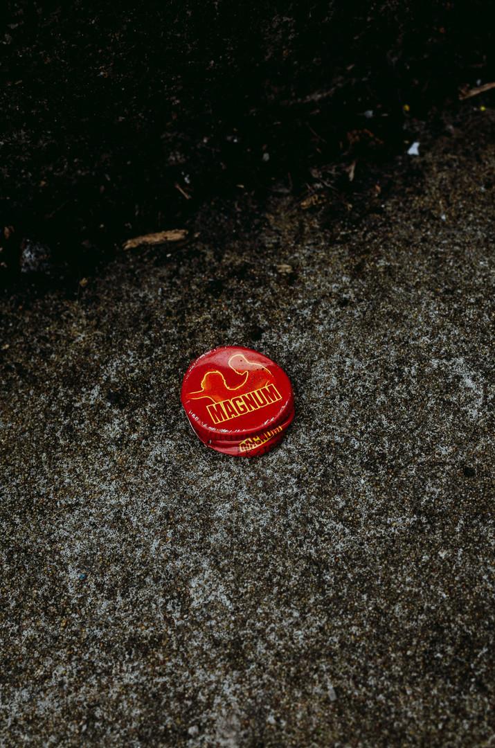 Branded Trash