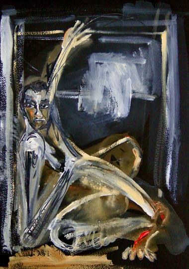 Migration Isolation II by Rachel Gadsden