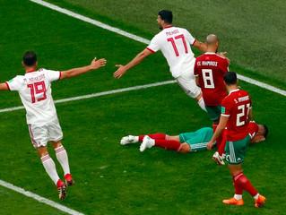 Gol do Irã...