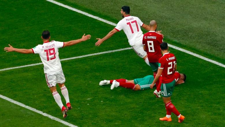 Gol do Irã