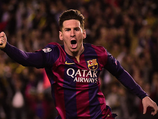 Reis do Futebol: Messi