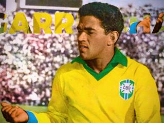 Reis do Futebol: Garrincha